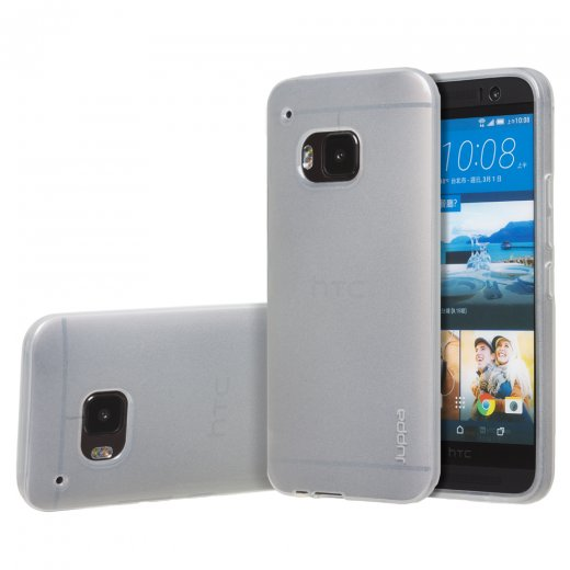 "Juppa TPU Gel Case for HTC One M9 5.0"" Clear"