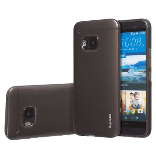"Juppa TPU Gel Case for HTC One M9 5.0"" Smoke"