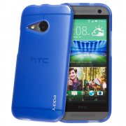 TPU Gel Case for HTC One Mini 2 Blue