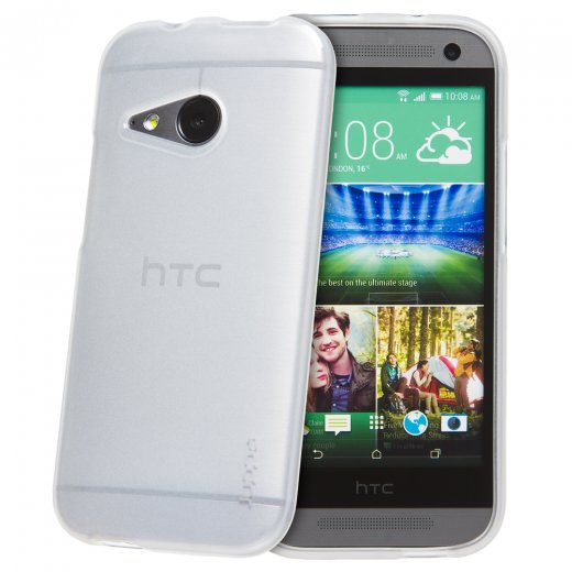 Juppa TPU Gel Case for HTC One Mini 2 Clear