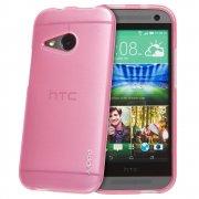 TPU Gel Case for HTC One Mini 2 Pink