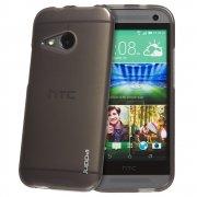 TPU Gel Case for HTC One Mini 2 Smoke