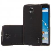 TPU Gel Case for Motorola Google Nexus 6 Smoke