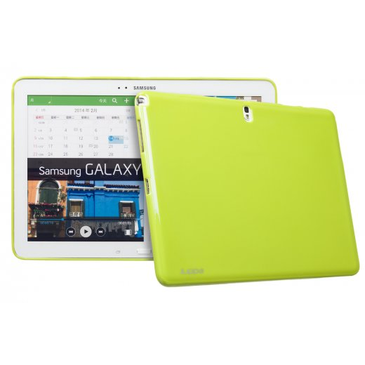 Juppa TPU Gel Case for Samsung Galaxy Note Pro 12.2 Green
