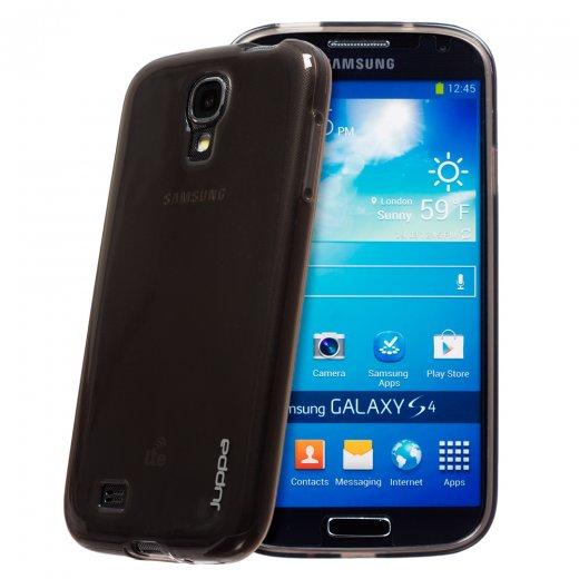 Juppa TPU Gel Case for Samsung Galaxy S4 Black