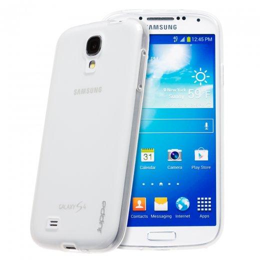 Juppa TPU Gel Case for Samsung Galaxy S4 Clear