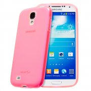 TPU Gel Case for Samsung Galaxy S4 Pink