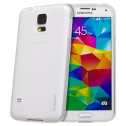 TPU Gel Case for Samsung Galaxy S5 Clear