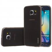 "TPU Gel Case for Samsung Galaxy S6 Edge 5.1"" Smoke"