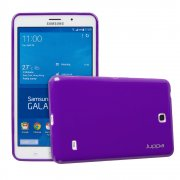 TPU Gel Case for Samsung Galaxy Tab 4 7.0 Purple