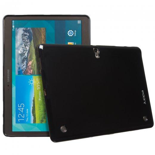 Juppa TPU Gel Case for Samsung Galaxy Tab S 10.5 Black