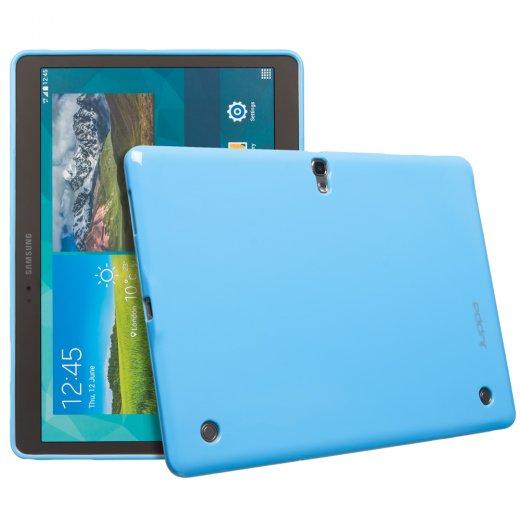 Juppa TPU Gel Case for Samsung Galaxy Tab S 10.5 Blue