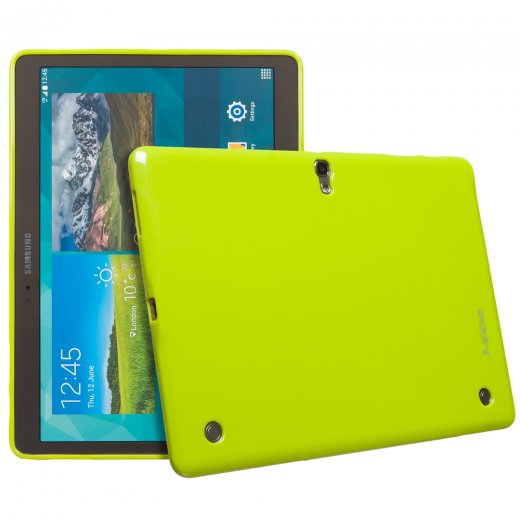 TPU Gel Case for Samsung Galaxy Tab S 10.5 Green