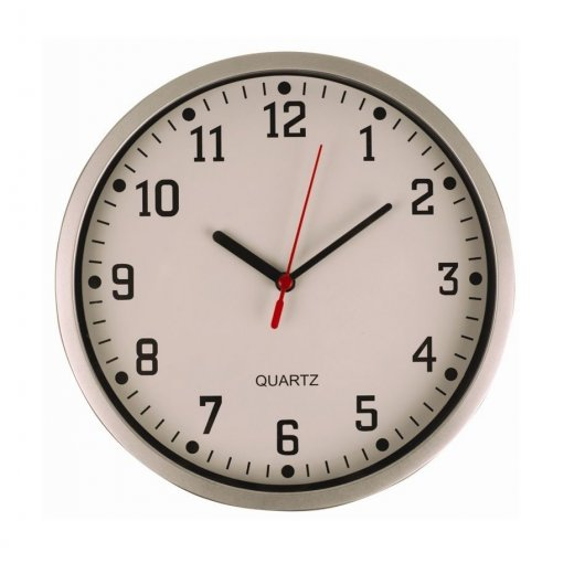Large Quartz Time Kitchen Home Wall Clock