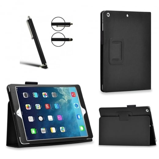 Leather Stand Case for Apple iPad Pro