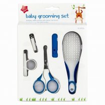 New Born Baby Grooming Essential Set Blue