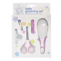 New Born Baby Grooming Essential Set Pink