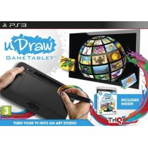 PlayStation 3 Game & Tablet UDraw