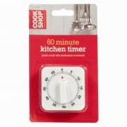Square 60 Minute Kitchen Cooking Timer
