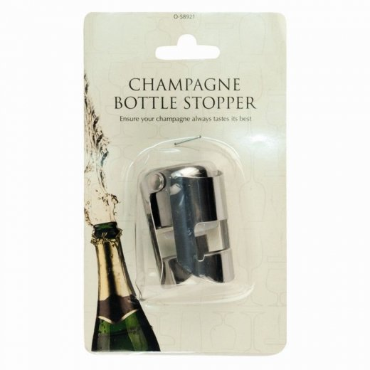 Stainless Steel Champagne Wine Bottle Sealer Stopper