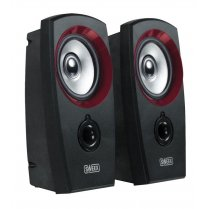 20W Desktop PC Mac Computer USB 2.0 Stereo Speaker Set