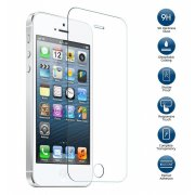 Tempered Glass for Apple iPhone 5 and 5S