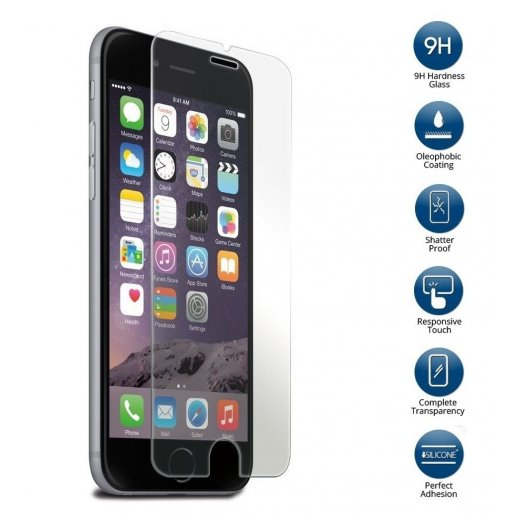 Tempered Glass for Apple iPhone 6 Plus 5.5""