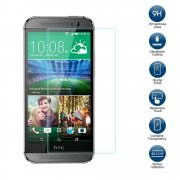 Tempered Glass for HTC One M8 5.0""