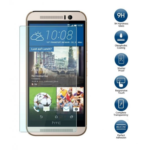 Tempered Glass for HTC One M9