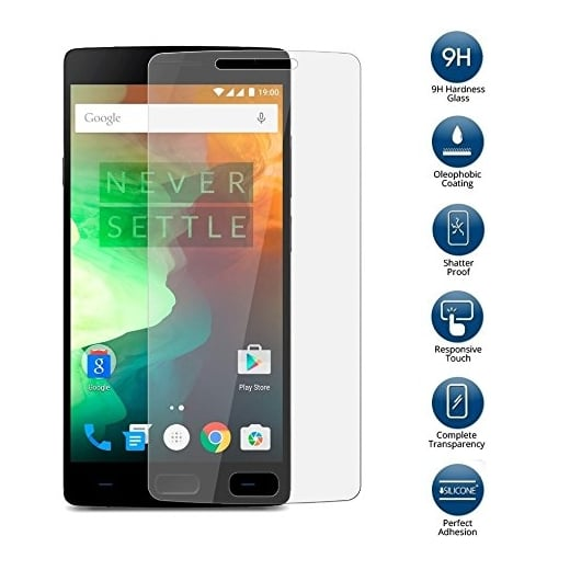 Tempered Glass for OnePlus Two / OnePlus 2