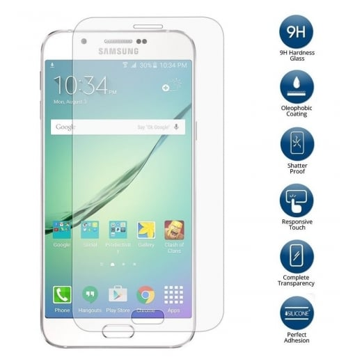Tempered Glass for Samsung Galaxy A8 SM-A800F