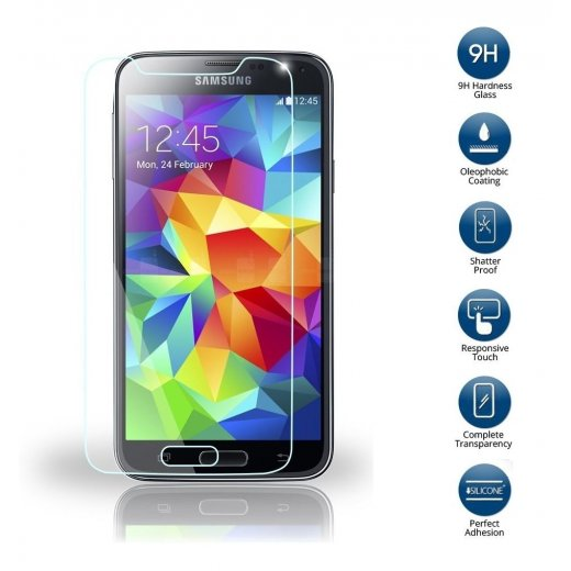 Tempered Glass for Samsung Galaxy S5 SM-G900F