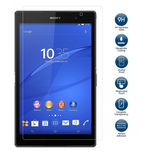 Tempered Glass for Sony Xperia Z3 8.0 Compact Tablet